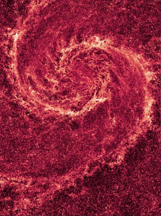Hubble bespreekt het skelet van het spiraalstelsel 02 |  TweakTown.com