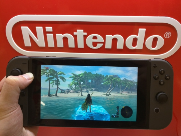 Switch 4K: Nintendo R&D has been spending on deep learning since 2019 1 | TweakTown.com