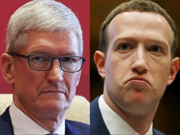 Apple could pull Facebook from App Store over human trafficking 17   TweakTown.com