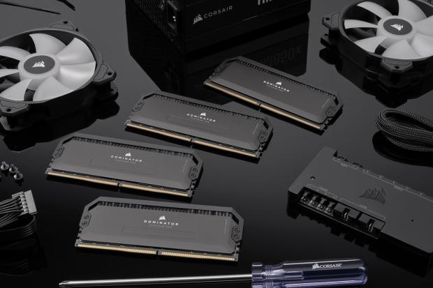 Corsair teases its new Dominator Platinum RGB DDR5 RAM, DDR5 with RGB 02 | TweakTown.com